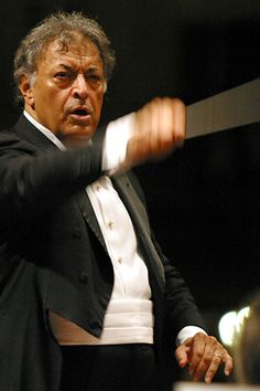 Zubin Mehta is an Indian conductor of Western classical music. He is the Music Director for Life of the Israel Philharmonic Orchestra and the Main Conductor for Valencia's opera house. Zubin Mehta, Amadeus Mozart, Music Composers, Music Images, Chant, Conductors, Film Director, Classical Music, Music Is Life