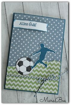 MaraBee´s Welt: Fußball!
