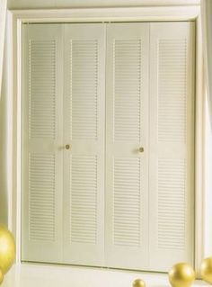 24 X 80 Full Louvered Bi Fold Metal Asian Interior Doors