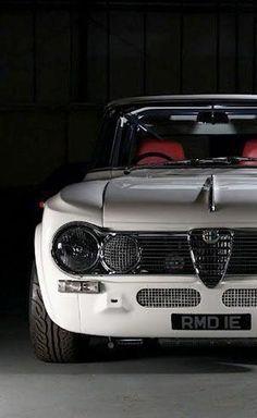 Alfa Romeo's Sports Sedan is a Future Classic: HagertyThe 2017 Alfa Romeo Giulia Quadrifoglio has Vintage Sports Cars, Classic Sports Cars, Retro Cars, Vintage Cars, Classic Cars, Alfa Romeo Gta, Alfa Romeo Giulia, Alfa Gta, Alfa Romeo Junior