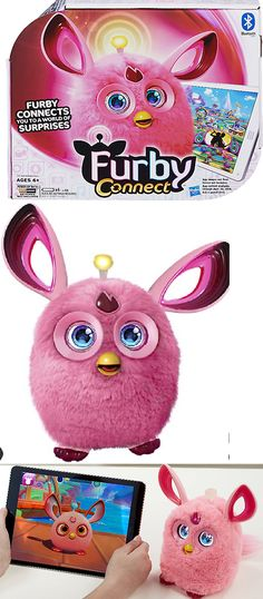Furby 1083: Furby Connect Pink Hasbro Interactive Toy Brand New Sealed In Box -> BUY IT NOW ONLY: $44.99 on eBay!