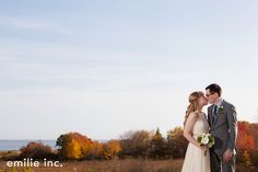 autumn elopement at Inn by the Sea in Cape Elizabeth, Maine | emilie inc. photography