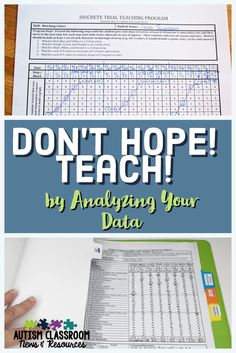 Ever wondered how to use all that data you take in your special education classroom? So many times we take it, but are we using it to its fullest usefulness? Check out these ideas for graphing and making that data functional. via @drchrisreeve