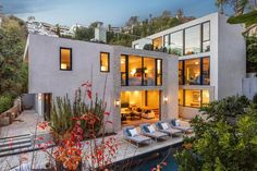 Home & Garden | Kendall Jenner Is Buying Emily Blunt and John Krasinski's Ridiculously Sexy Hollywood Home | POPSUGAR Home