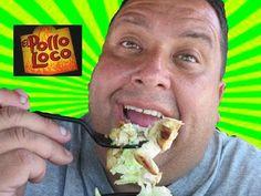 El Pollo Loco's $5 Mexican Caesar Pollo Bowl REVIEW!