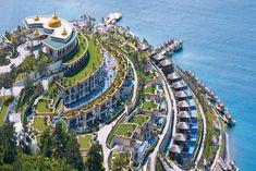 Jumeirah Bodrum Palace hotel, Bodrum, Turkey
