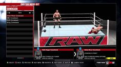 WWE 2K15 - Path of The Warrior DLC - New Animations