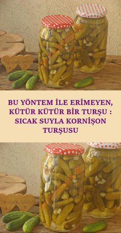 Good Food, Yummy Food, Cayenne Peppers, Arabic Food, Turkish Recipes, Food Pictures, Pickles, Cucumber, Food And Drink