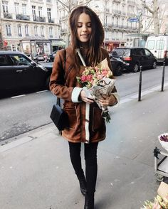 "I really like her jacket. | 50.1 m Gostos, 102 Comentários - Tess Christine (@tesschristinexo) no Instagram: ""Pretty things """