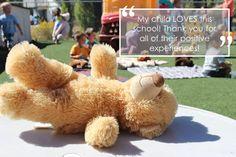 Teddy Bear at the Teddy Bear Picnic!