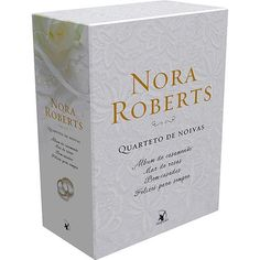 (Sub) Box de livros 'Quarteto de Noivas' - 19,90 - presente pras patroas românticas