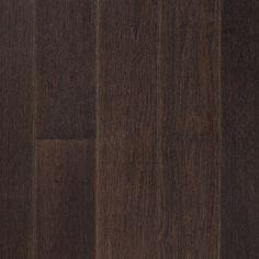 Vintage Etched Maple Tahiti Textured Dark