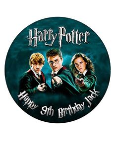 Harry Potter cake decorations and Harry Potter cupcake toppers for stunning homemade bakes. Get creative with personalised Harry Potter cake toppers, colourful candles and Harry Potter cake ribbon. Wizard of Oz cake decorations and cupcake toppers. Harry Potter Cake Decorations, Harry Potter Cupcake Toppers, Harry Potter Cupcakes, Harry Potter Images, Personalized Cake Toppers, 5 Image, Icing, Cake Decorating, Sugar
