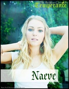 Naeve from Temperance by Ella Frank (The Arcanian Chronicles, book 1)