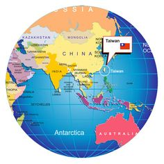 where is Taiwan in the world map - Google Search | score card ...