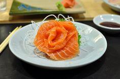 Salmon: fatty, fresh, and beautiful
