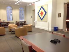 Stacks Reading Room (First Floor - Quiet Study)