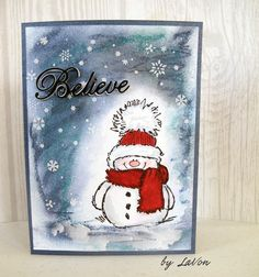 I have started to make a few of the Christmas cards that I will be sending out this season. Cardmaking is my thing and Christmas cards are m...
