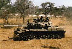 SADF Olifant tank for Border War.