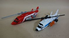 Transformers News: In-Hand Images - Transformers Generations Combiner Wars Blades