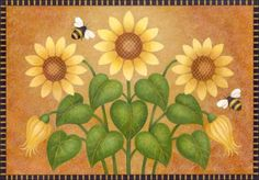"""""""Two Bees,"""" Stephanie Stouffer"""