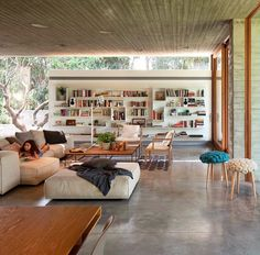 Dream Home Design, House Design, Home Living Room, Living Spaces, Interior Design Living Room, Interior Decorating, Decoration Chic, Piece A Vivre, Cool Rooms