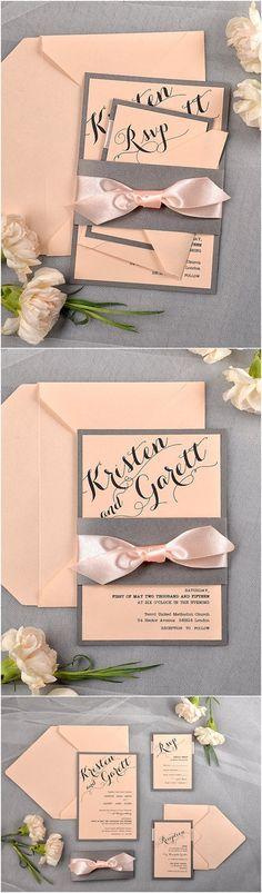 15 Our Absolutely Favorite Rustic Wedding Invitations | http://www.deerpearlflowers.com/rustic-wedding-invitations/