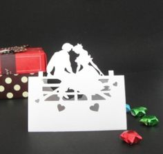 50pcs New Table Cards for Wedding Table Decoration,Invitation Place Name Card