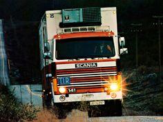 Scania LBS141 '1976–81