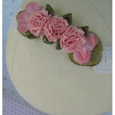 Baby Headband ~ Pink Roses (Apparel) http://www.amazon.com/dp/B001H4LZNY/?tag=jrepinned-20 B001H4LZNY