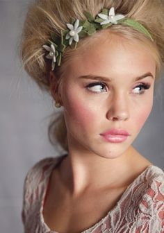 makeup, bridal