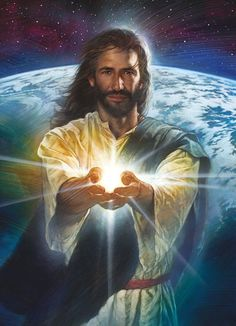 He is Light of the World. He is Unconstitutional Love; Serve no Other Gods Because There Are no Other Gods Before Him.