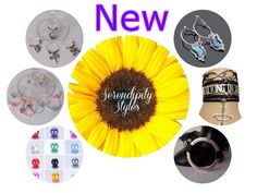 #newitems in my #serendipitystyles store!!! #pearlcharms #bracelets #butterflyearrings #winecharms   www.shopserendipitystyles.com/#Kshumate to order.