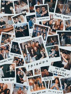 djbibi on #seriesonnetflix P o l r o i d ✰ Friends #friends Follow Nichole Doritis