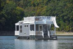 Harbor Cottage Tiny Houseboat - Tiny House Blog