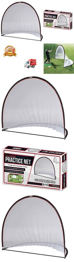 Batting Cages and Netting 50809: Practice Net Outdoor Training Baseball Softball Hitting Batting Net Golf Netting -> BUY IT NOW ONLY: $49.99 on eBay!