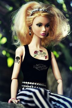 Dolls With Tattoos