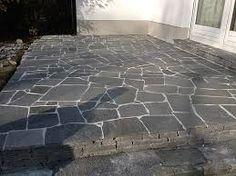 Bildergebnis für natursteinplatten grau