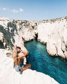 Milos Island ⚡️ @haylsa