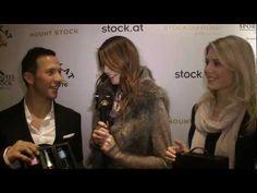 Daniel Stock interviewt Ramona Gruber Gruber und Julia Hofer