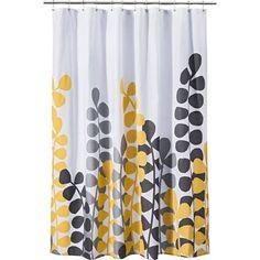 Shower Curtains Blue Grey