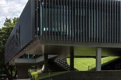 Bürogebäude in Thailand / Wo Öl das Licht erblickt - Architektur und Architekten - News / Meldungen / Nachrichten - BauNetz.de