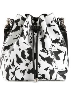 Proenza Schouler Large Bucket Shoulder Bag - Zoë - Farfetch.com
