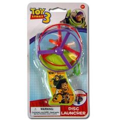 Toy Story 3 Disc Copter Launcher by Disney. $4.95