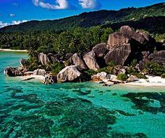 Honeymoon in the Seychelles #honeymoondestinations