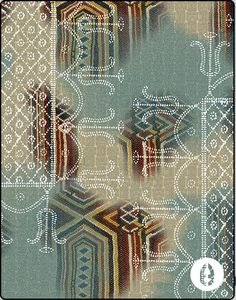 the Power of Beauty - Rugs - design: Dashiki