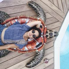 turtle float! / pauloctavious