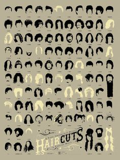15  Useful Infographics About Mens Hair | Cool Men's Hairstyles Pictures #menshair #infographic