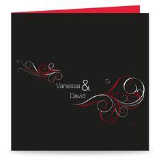Farandole de cœurs - Faire-part de #mariage #fairepart Carton Invitation, Weddings, Photos, Poster, Personalized Wedding, One Fine Day, Originals, Cards, Pictures
