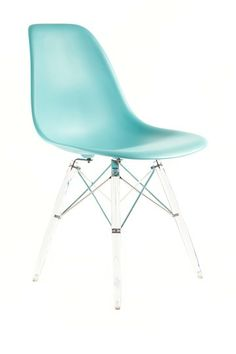 The Mid-Century Blue Eiffel Dining Chair by Control Brand on @HauteLook   I LOVE THIS CHAIR